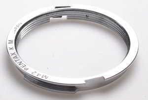 Unbranded Pentax K to-M42 screw Lens adaptor