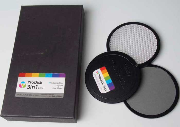 Seculine ProDisk 3 in 1 (Exposure meters) £25.00