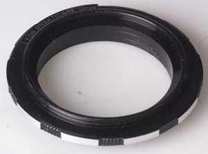 Unbranded Reverse Ring 49mm to Praktica Bayonet Lens adaptor
