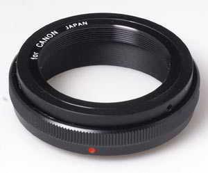 Jessops Canon FD T2 Mount Lens adaptor