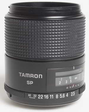 Tamron 90mm f/2.5 Macro 52BB Adaptall II (35mm interchangeable lens) £90.00