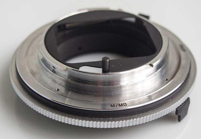 Tamron Minolta MD AD2 Lens adaptor