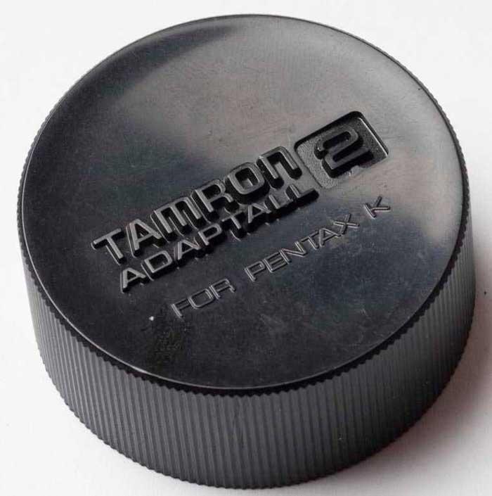 Tamron Pentax PK Rear Lens Cap