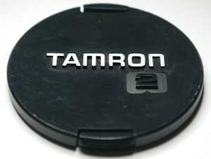 Tamron 58mm clip on cap (Front Lens Cap) £6.00