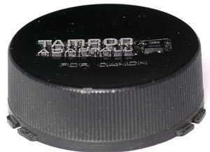 Tamron Canon FD Rear Lens Cap