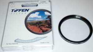 Tiffen 62mm Star 4 point  2mm Filter