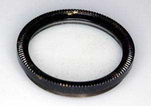Unbranded 20mm Optical Camera lens Filter