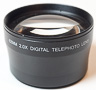 Unbranded 62mm 2x telephoto 15.00
