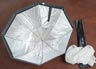 Unbranded 80cm Silver Umbrella / Softbox (Studio Lighting) £20.00