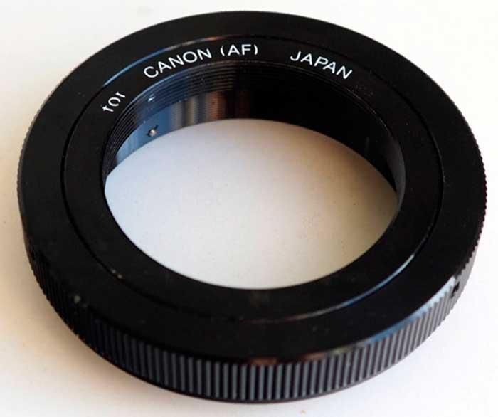 Unbranded Canon EOS AF T2 Mount Lens adaptor