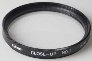Unbranded 49mm Close Up + 1 (Filter) £9.00