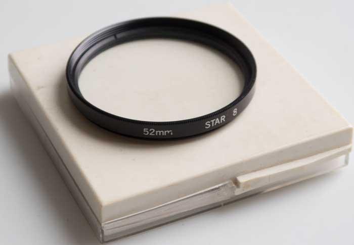 Unbranded 52mm Star 8 Filter