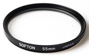 Unbranded 55mm Softon (Filter) £3.00