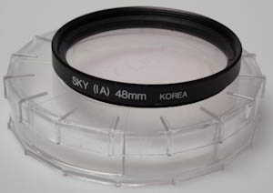 Unbranded 48mm Skylight 1A (Filter) £4.00