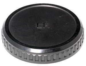 Unbranded Canon EOS (EF) Rear Lens Cap