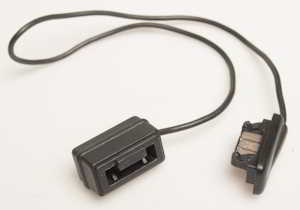 Unbranded 12 inch extension cable (Flash cable) £2.00