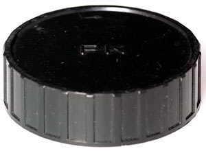 Unbranded Pentax PK Rear Lens Cap