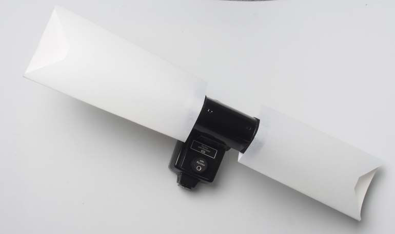 Unbranded Wing Light Flash Diffuser (Flash accessory) £20.00