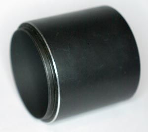 Zork 50mm metal extension with 51mm screw thread (Extension tube) £25.00